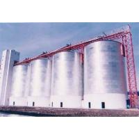Buy cheap Flat bottom steel silo product