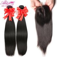 Buy cheap straight hair with lace closure from Wholesalers