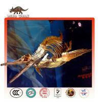 Buy cheap Plastic Artificial Dinosaur Skeleton/Fossils product