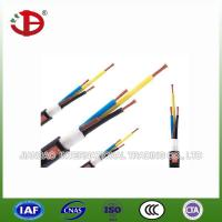 Buy cheap RVVP PVC insulation PVC jacketed copper braid shielding flexible electronic cable from Wholesalers