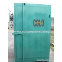 Buy cheap Fast heating powder coating oven plans product