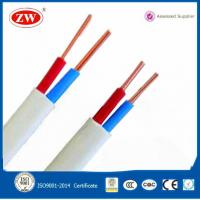 Buy cheap PVC Insulated PVC Sheathed Flat Cable from Wholesalers