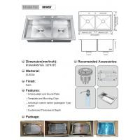 Buy cheap Handmade sink Model No:D8145T product