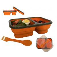 Buy cheap Collapsible Lunch Box product