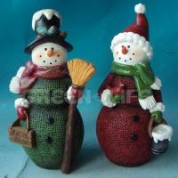 Buy cheap GF6913538FAP Snowman figurine decoration christmas from Wholesalers