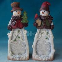 Buy cheap GF6913506FAP Snowman figurine decoration christmas from Wholesalers