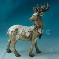 Buy cheap GF15112226-1FAP reindeer christmas ornament from Wholesalers