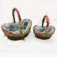 Buy cheap GF14C051BH Spring florist supplies basket product