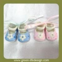 Buy cheap GF10079A B.PDHF Resin baby shower shoes product