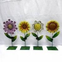 Buy cheap craft metal flower product