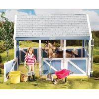 Buy cheap Breyer Horses Classics Size Horse Stable Cleaning Play Set product
