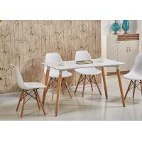 Buy cheap Fashion Design wooden and plastic dining table 1541F product