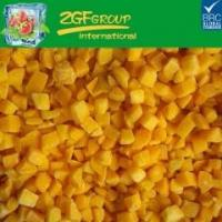 Buy cheap IQF DICED YELLOW PEACH 10MM product