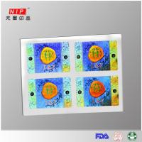 Buy cheap Customized design Warranty void sticker with holographic effects product