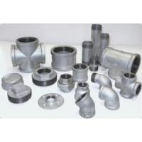 Buy cheap Galvanized Malleable 150# Pipe Fittings from Wholesalers