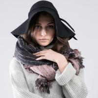 Buy cheap cold weather stripe pashmina scarf from wholesalers
