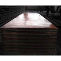 Buy cheap Copper clad steel plate from Wholesalers