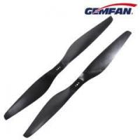 China 1855 2 blades T-type carbon fiber propeller for rc model airplane fpv race on sale