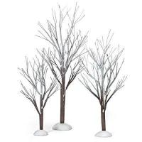 Buy cheap Department 56 Original Snow Village First Frost Trees, Set of 3 from wholesalers
