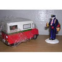 Buy cheap Dept. 56 Snow Village Special Delivery 2 piece 5917-7 from wholesalers