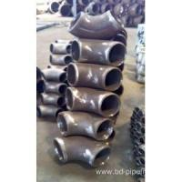 Buy cheap ASTM A860 Grade WPHY 52 Buttweld Fittings from Wholesalers