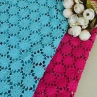 Buy cheap Cotton Embroidery Collar Lace from wholesalers