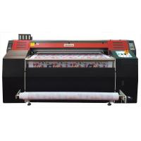 Buy cheap Digital Belt Textile Printer Double DX7 Print heads 1.8m Ref product