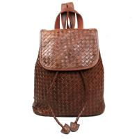 Itslife Women's Backpack Genuine Leather Small