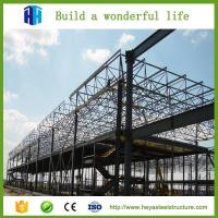Buy cheap low cost big steel structure workshop product