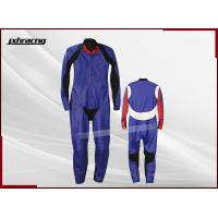 Buy cheap The Latest Genuine Cow Racing Leather Suits RB-SK0001 Skateboarding Leather Suit product