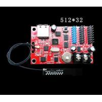 Buy cheap FK-6W0 512*32 WIFI control card Single color&dual color led module from wholesalers