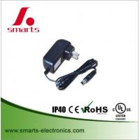 Electric Power Supply 12V 1.5A UL CCTV Power Adapter