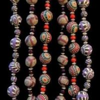 Buy cheap Aboriginal Necklaces Exhuberent designs reminiscent of Dreamtime symbols from Wholesalers