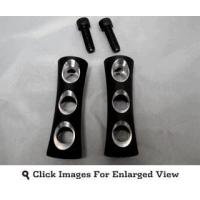 Apparel Billet Footpegs and Shift Pegs