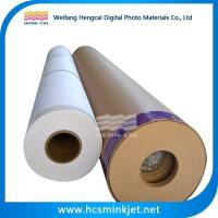Buy cheap UV Print 5.0m Woven Backlit Textile for Light Box Use product