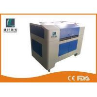 Fully Automatic 100 Watt CO2 Laser Engraving Machine Durable With Water Chiller
