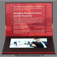 Buy cheap 10 inches Video Brochures Invitation Cards product