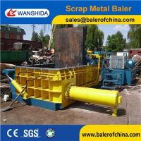Buy cheap Heavy Duty Scrap Metal Compactor product