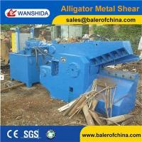 Buy cheap WANSHIDA factory Alligator Scrap metal Shears For metal recycling yards and steel factory product