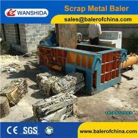 Buy cheap Y83/T-125Z Aluminum recycling machine scrap aluminum cans hydraulic baler (Factory price) product