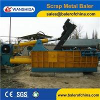 Buy cheap High quality scrap metal baler hydraulic bale press for metal scrap (CE) product