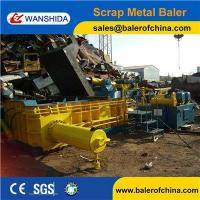 Buy cheap WANSHIDA Heavy Duty Scrap Metal Baler Compactor for HMS 1 & 2 Scrap product