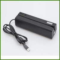 Buy cheap Msr606 Magnetic Card Reader Writer Encoder Comp Msr206 for Lo and Hi Co Track 1, 2,3 product