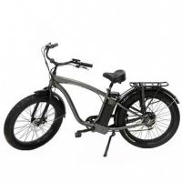 Buy cheap Electric sight-seeing Cars Hot sale fat tire Hummer 500W48V strong electric bicycle product