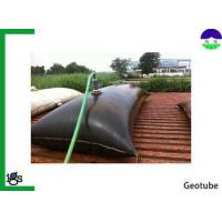 Buy cheap PP PE Geotextile Tubes Biplate Mattress For dam|Slope / Waterproof Erosion , ISO9001 product