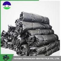 Buy cheap PP PE High strength Geotextile Tubes Convenient For Protective Structure product