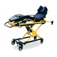 DW-SS002B Aluminum Alloy Electric Powered Ambulance Stretcher
