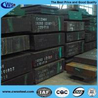 Buy cheap Cold work mould steel 1.2379/D2/SKD11/Cr12Mo1V1 Cold Work Mould Steel Plate product