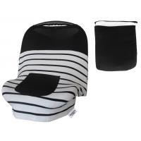 Buy cheap Baby Car Seat Covers for Girls Boys, Stretchy Infant Canopy Cover product