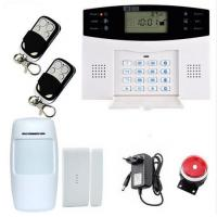 Buy cheap Smart Home Security GSM Alarm System Security home alarm system from Wholesalers